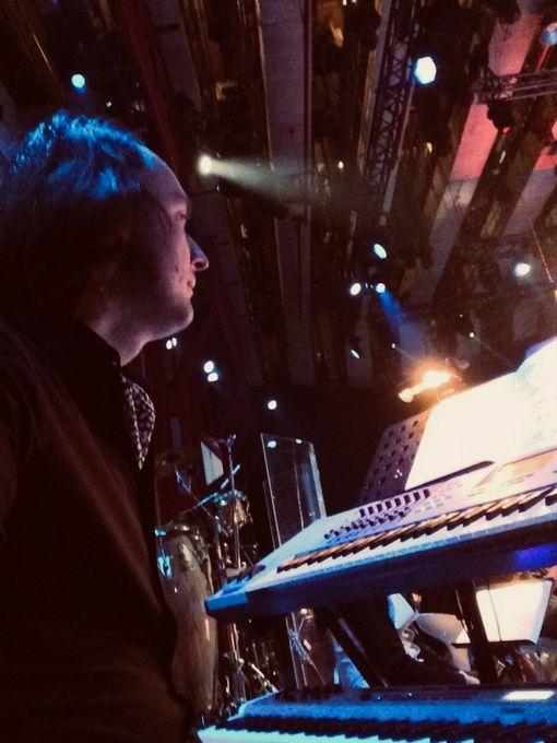 Сергей Решетников - Музыкант-инструменталист  - Москва - Московская область photo
