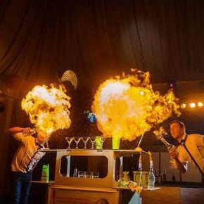 Закажите выступление Бармен-шоу Акулы Бара на свое мероприятие в Запорожье