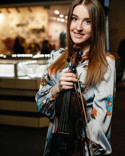 Grantova (Юлия Терзян) - Музыкант-инструменталист , Харьков,
