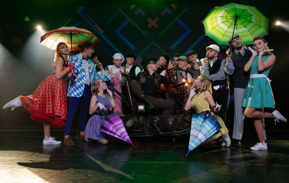 Extreme dance show INSPIRE - Танцор  - Николаев - Николаевская область photo