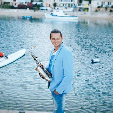 Oleksandr SAX Konkulovskyi - Музыкант-инструменталист , Львов,  Саксофонист, Львов