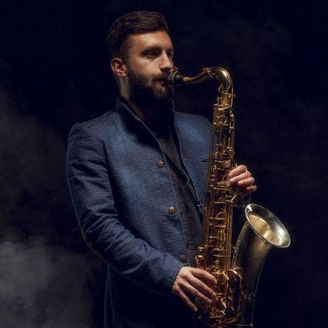 Саксофонист  Давид Колпаков - Музыкант-инструменталист , Киев,  Саксофонист, Киев
