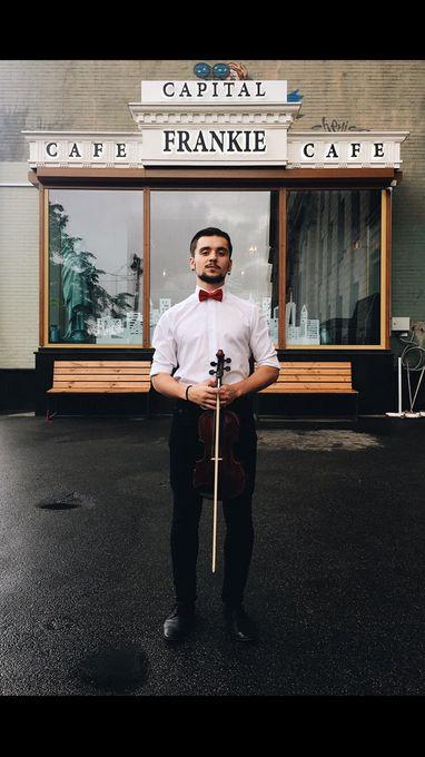 Саша Богдан - Музыкант-инструменталист  - Киев - Киевская область photo