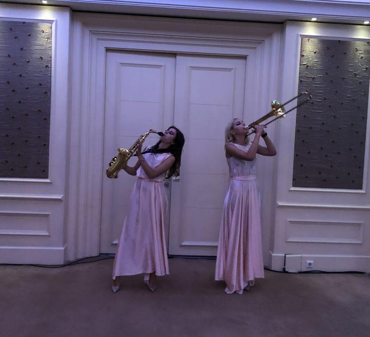 Nastya&Kate - Ансамбль Музыкант-инструменталист  - Киев - Киевская область photo