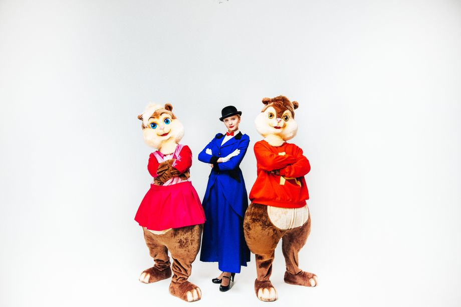 Шоу-театр FreeLife_Puppets (ростовые куклы) - Танцор Аниматор Организация праздников под ключ  - Киев - Киевская область photo
