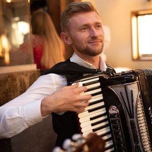 Акордеоніст Андрій Стадник - Музыкант-инструменталист , Киев,  Аккордеонист, Киев