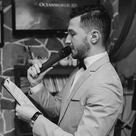 Владимир Ярмошенко - Ведущий или тамада , Киев, Ди-джей , Киев,  Свадебный регистратор, Киев