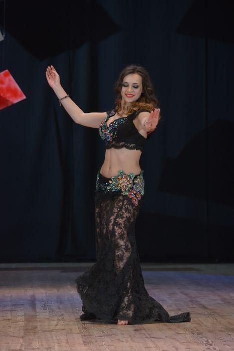 Анастасия - Танцор , Львов,  Танец живота, Львов