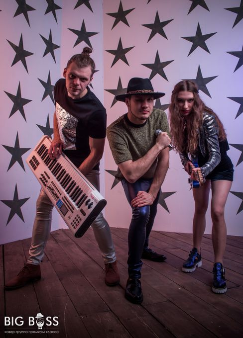 BIG BOSS - Музыкальная группа  - Москва - Московская область photo