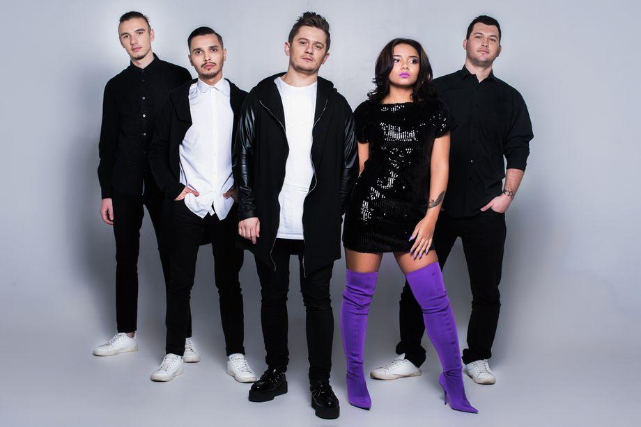 JustIn cover band - Музыкальная группа Ансамбль Певец  - Киев - Киевская область photo