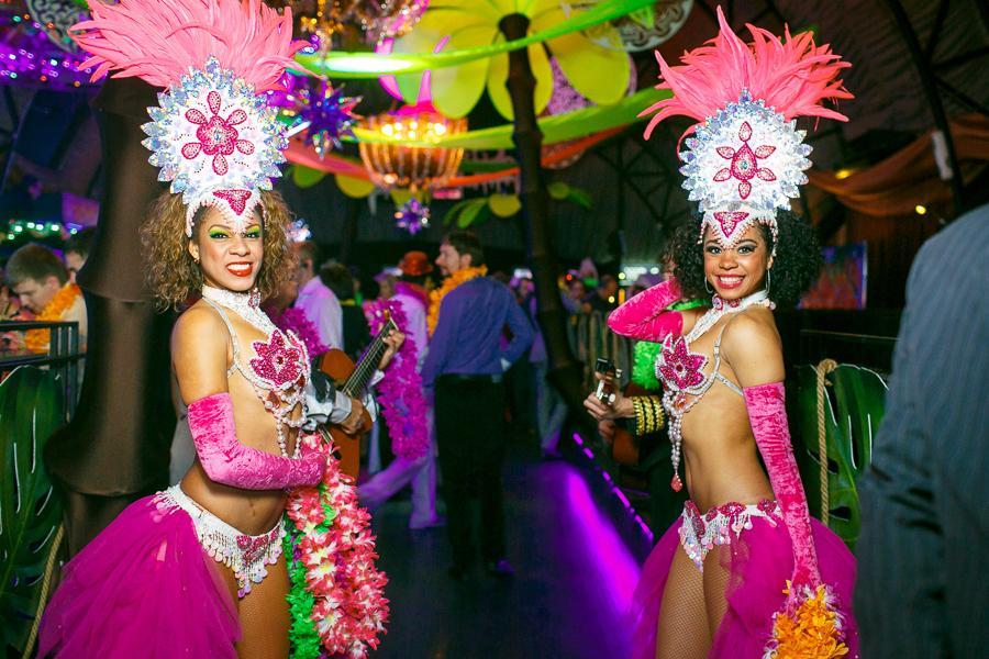 Бразильское шоу Mulate-Chokolate - Танцор Оригинальный жанр или шоу  - Москва - Московская область photo
