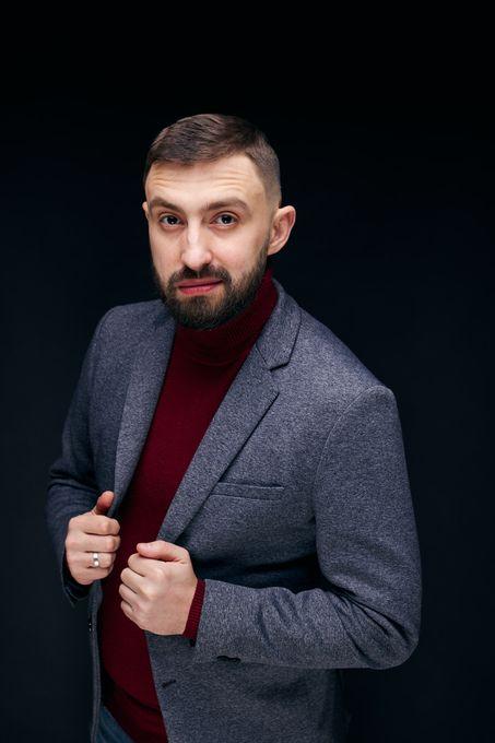 Макс Вышинский - Ведущий или тамада Комик  - Киев - Киевская область photo