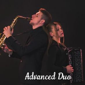 Advanced Duo - Ансамбль , Днепр, Музыкант-инструменталист , Днепр,  Саксофонист, Днепр Инструментальный ансамбль, Днепр Аккордеонист, Днепр