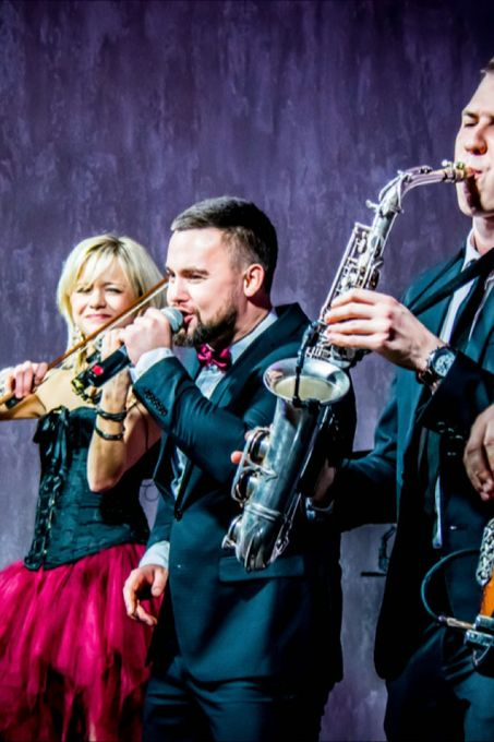 Кавер группа Chest - Музыкальная группа  - Санкт-Петербург - Санкт-Петербург photo