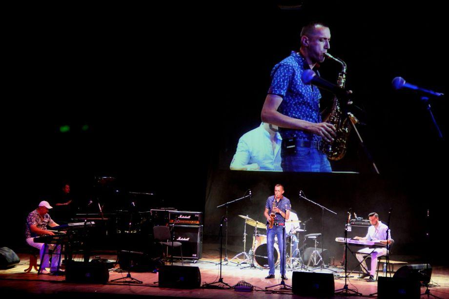 PapJazzQuintet - Музыкальная группа  - Ужгород - Закарпатская область photo