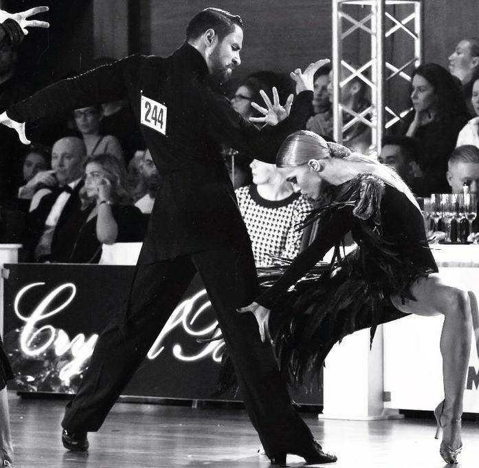 Роман-Екатерина Лукьяненко - Танцор  - Санкт-Петербург - Санкт-Петербург photo