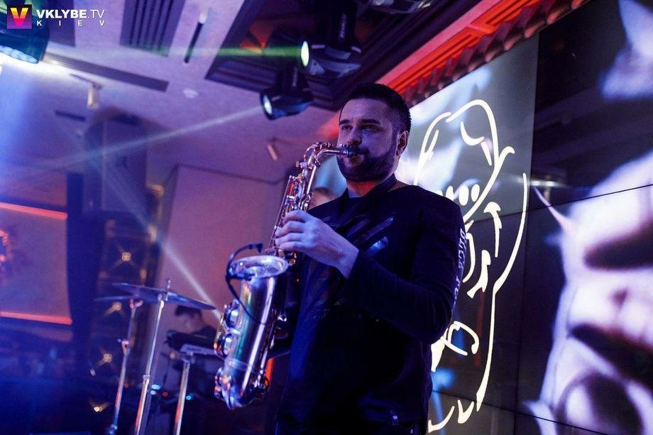 Станислав Листопад_StasSax (саксофонист, телеведущий) - Музыкант-инструменталист  - Киев - Киевская область photo