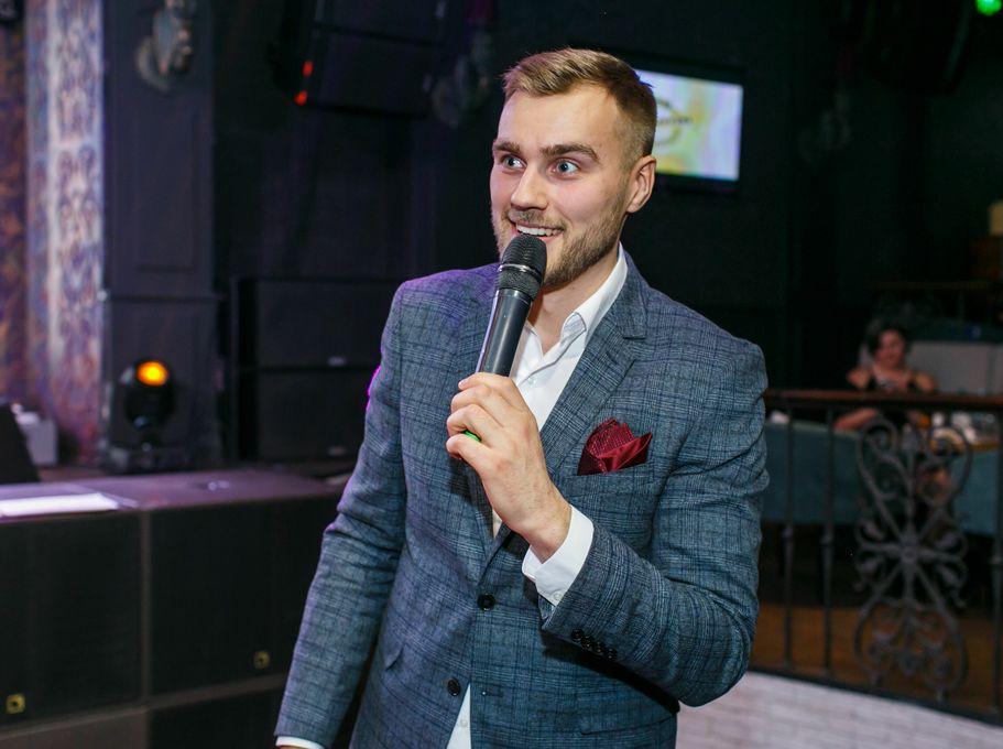 Василий Дейнеко - Ведущий или тамада  - Днепр - Днепропетровская область photo