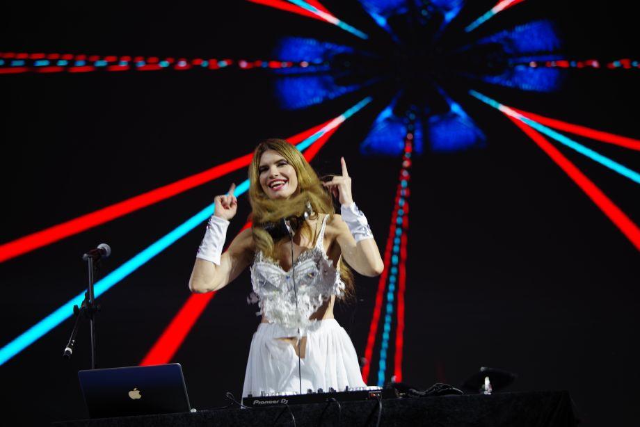 DJ Gala Galina - Ди-джей  - Киев - Киевская область photo