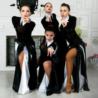 "Шоу-балет ""DOMINO"" - Танцор , Запорожье,  Шоу-балет, Запорожье Современный танец, Запорожье"