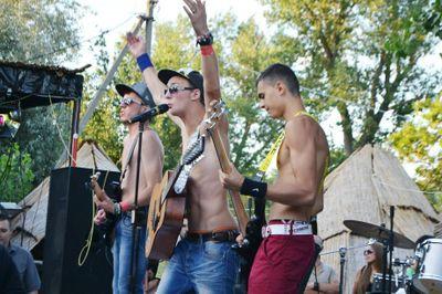 P.W.R. - Музыкальная группа  - Одесса - Одесская область photo