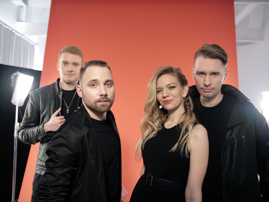 Banksie Party Band - Музыкальная группа Ансамбль  - Киев - Киевская область photo