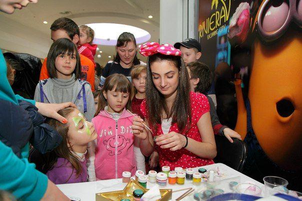 Волшебный Сверчок - Аниматор Организация праздников под ключ  - Одесса - Одесская область photo