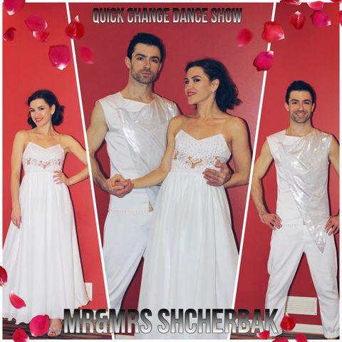 Mr&Mrs Shcherbak - Танцор , Ирпень, Оригинальный жанр или шоу , Ирпень,