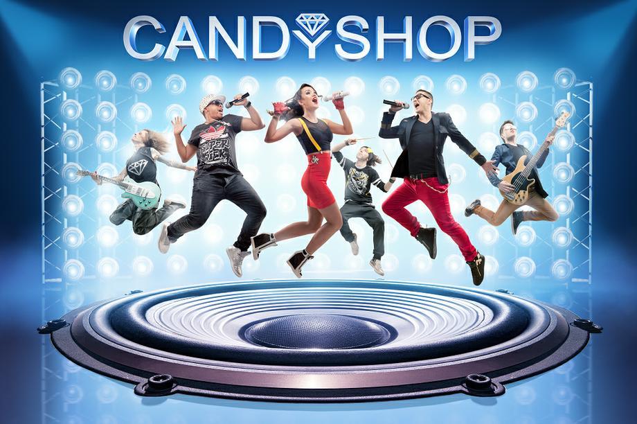 CANDY SHOP BAND - Музыкальная группа  - Москва - Московская область photo