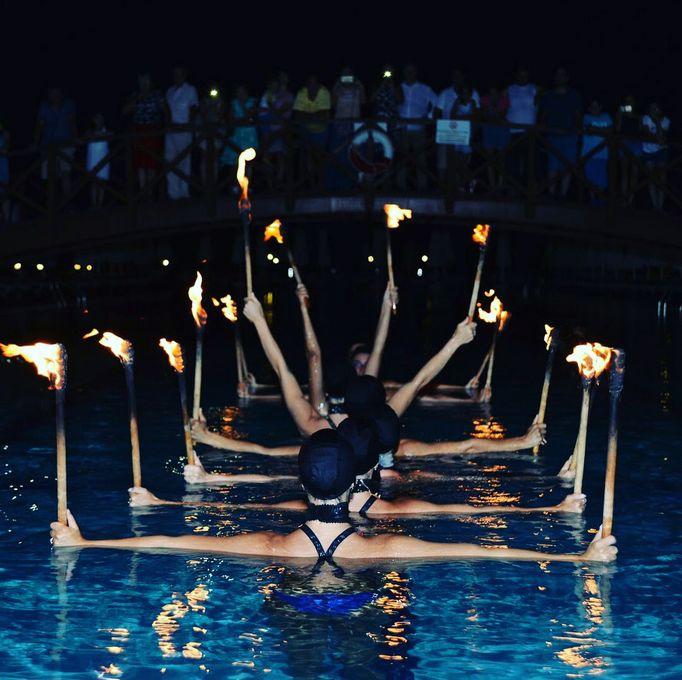 Шоу балет на воде Mermaids - Оригинальный жанр или шоу  - Киев - Киевская область photo