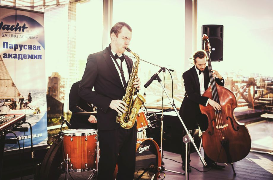 Джаз Бенд JazzMen - Музыкальная группа  - Москва - Московская область photo