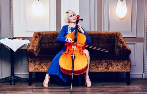 Lady Cello&Ballet Show - Музыкант-инструменталист , Киев, Танцор , Киев, Оригинальный жанр или шоу , Киев,  Шоу-балет, Киев Виолончелист, Киев
