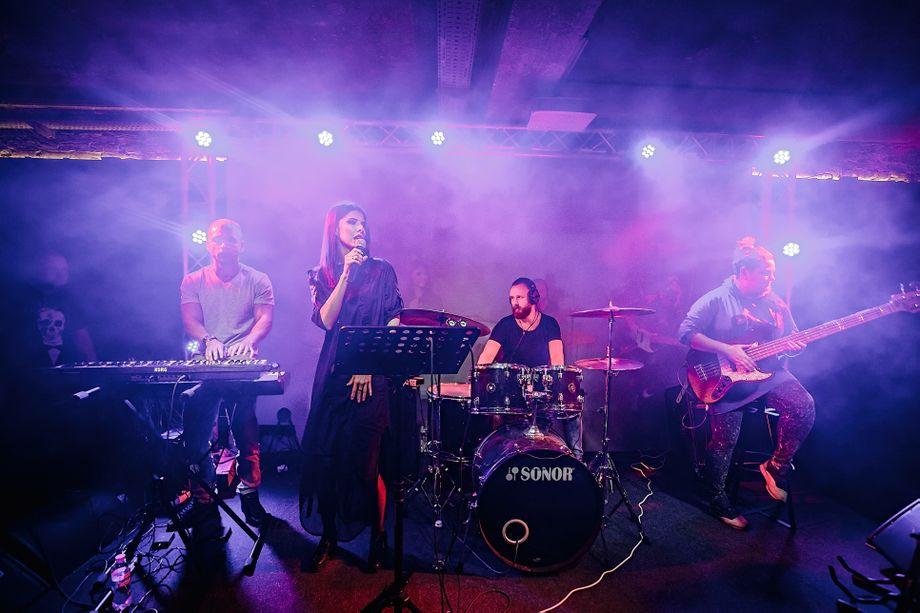 JazzUp & SANA - Музыкальная группа Музыкант-инструменталист Ансамбль Певец  - Киев - Киевская область photo