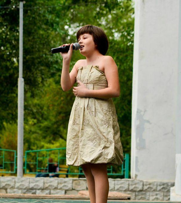 Даниэла Касаткина - Певец  - Запорожье - Запорожская область photo