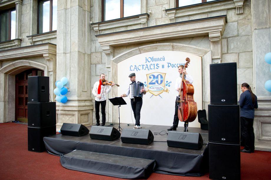 Les Cornichons - Ансамбль Музыкант-инструменталист  - Москва - Московская область photo