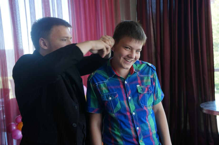 Андрей Шумилкин - Иллюзионист Фокусник  -  -  photo