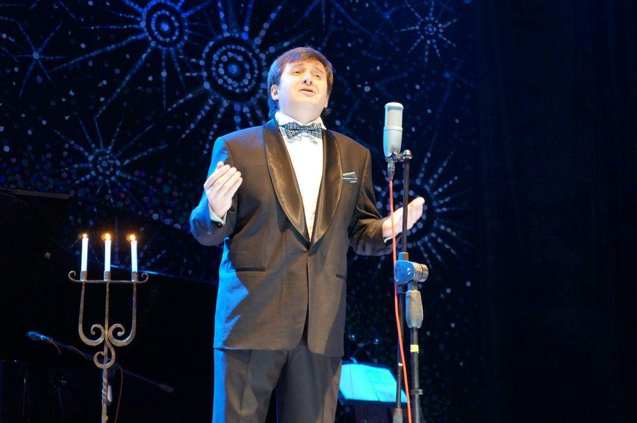 Владимир (Украинский Паваротти), элитный голос, тенор - Певец  - Киев - Киевская область photo