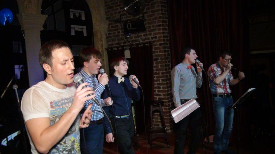 Vocal Band ConCord - Музыкальная группа Ансамбль  - Киев - Киевская область photo