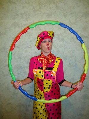 Веселая пампушка - Ведущий или тамада Клоун  - Одесса - Одесская область photo