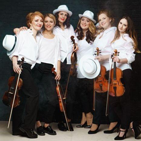 """Закажите выступление Скрипичное шоу """"Armonia"""" на свое мероприятие в Санкт-Петербург"""