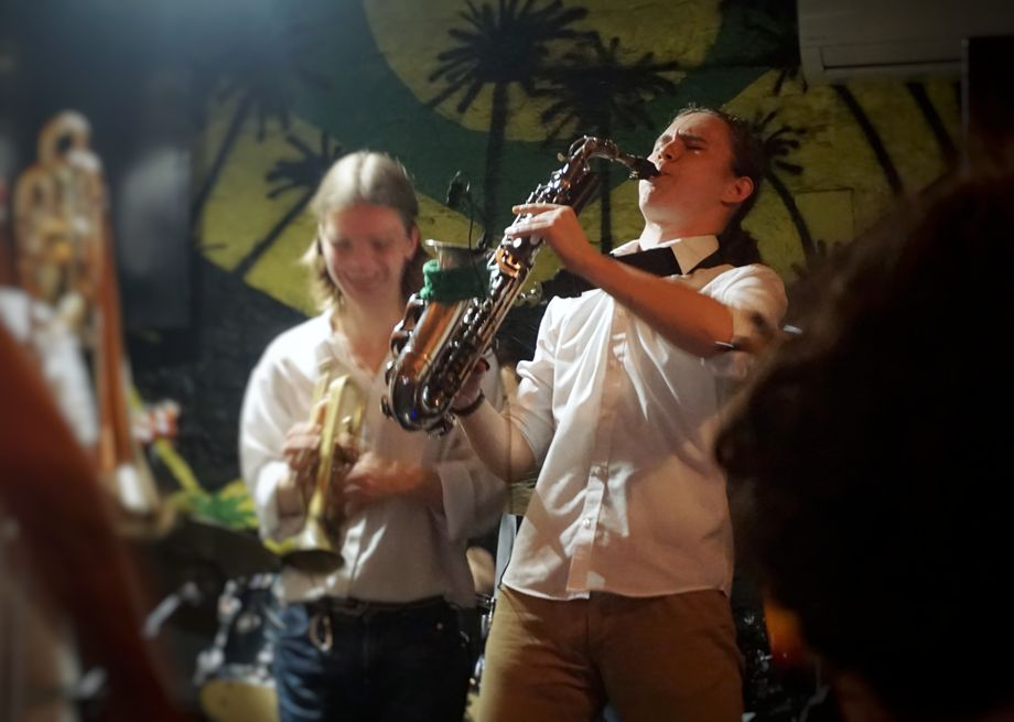 Original roots orchestra (reggae, ska band) - Музыкальная группа Ансамбль  - Харьков - Харьковская область photo