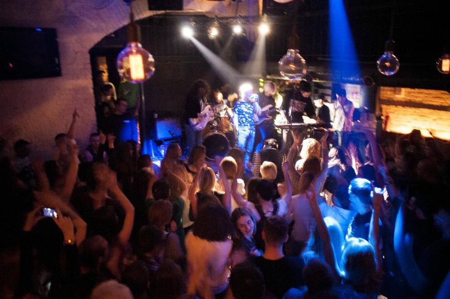 проект Come to Goa - Музыкальная группа Певец  - Москва - Московская область photo