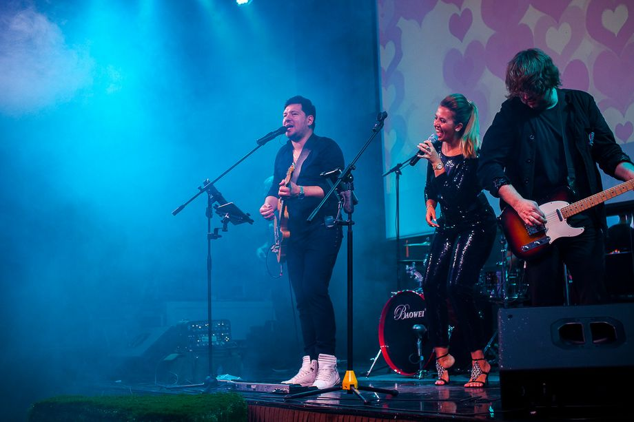 STAR PEOPLE BAND - Музыкальная группа Ансамбль  - Москва - Московская область photo