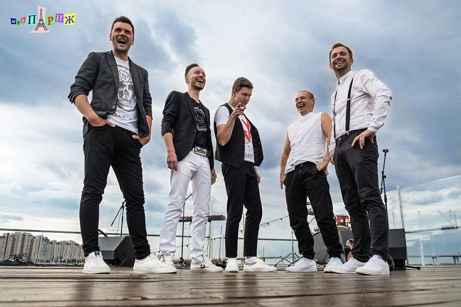 Мой Париж - Музыкальная группа  - Санкт-Петербург - Санкт-Петербург photo