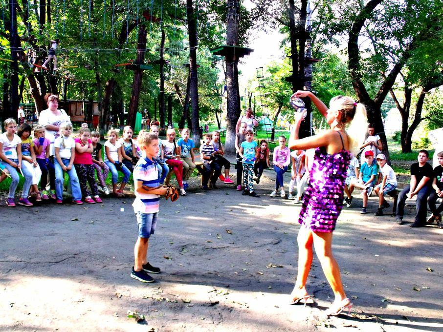 Светлана Сотник - Иллюзионист Фокусник  - Харьков - Харьковская область photo