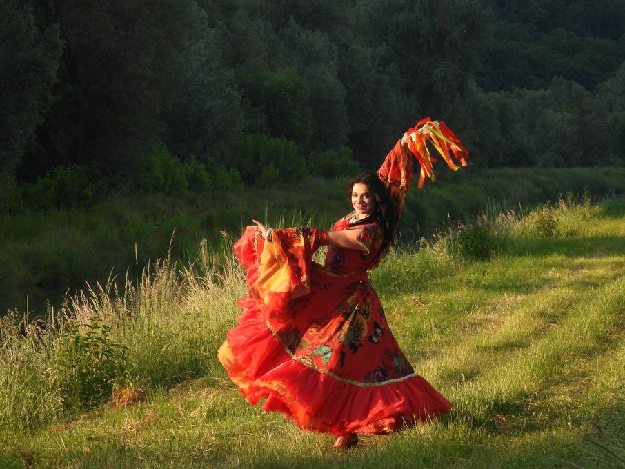 Гиля ромэн - Ансамбль  - Кривой Рог - Днепропетровская область photo