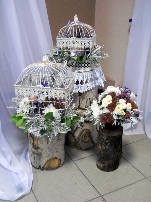 Елена - Свадебная флористика Организация праздников под ключ  - Никополь - Днепропетровская область photo