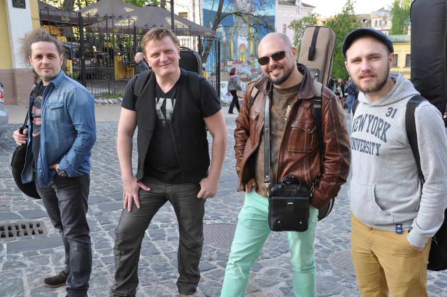 UnDoStress - Музыкальная группа Ансамбль Музыкант-инструменталист  - Киев - Киевская область photo