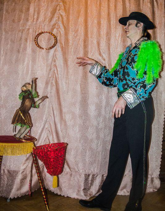 Филипп Махов-Шоу с животными - Иллюзионист Аниматор Организация праздников под ключ  - Москва - Московская область photo
