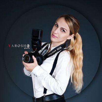 Закажите выступление YArosh Photo на свое мероприятие в Чернигов